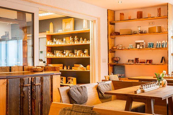 Café und Hofladen in der Salzmanufaktur Mecklenburg-Vorpommern