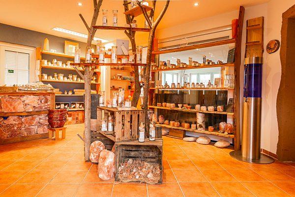 Exklusive Salze kaufen im Hofladen der Salzmanufaktur MV in Trinwillershagen