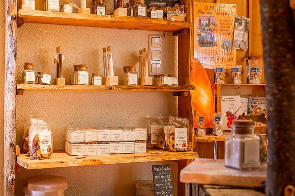 Regionale Salze kaufen im Hofladen der Salzmanufaktur Mecklenburg-Vorpommern