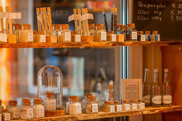 Produkte vom Salzhandel MV in Trinwillershagen – Manufaktur Salzreich